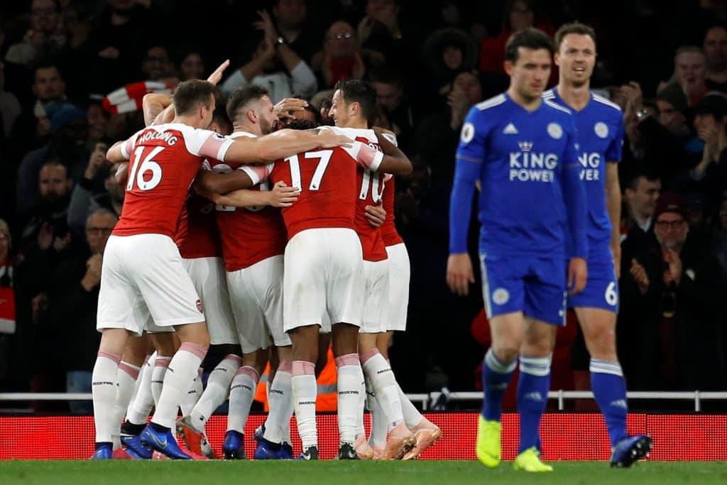 Crystal Palace-Arsenal