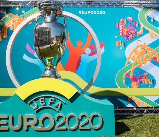 logo Europei 2020