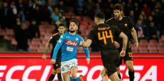 Dove vedere Napoli-Roma in streaming e diretta TV | domenica 28 ottobre ore 20:30