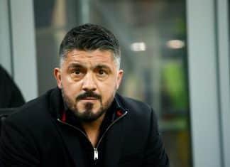 """Milan-Samp, Gattuso: """"Non siamo morti e io non sono spento"""""""
