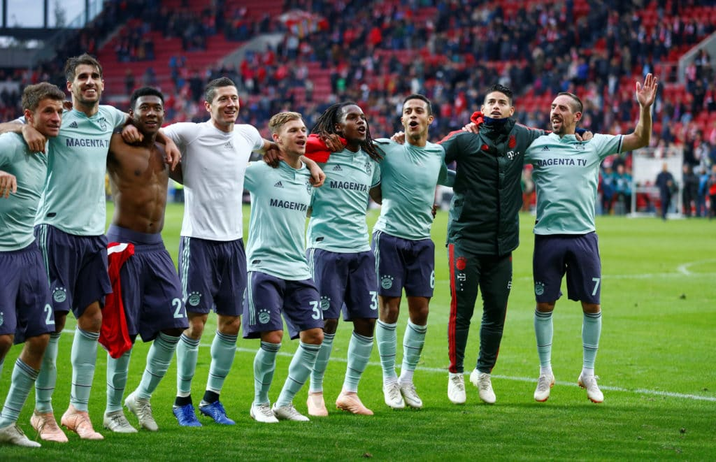 Risultati 9ª giornata Bundesliga: Dortmund fermato, vince il Bayern | Classifica aggiornata