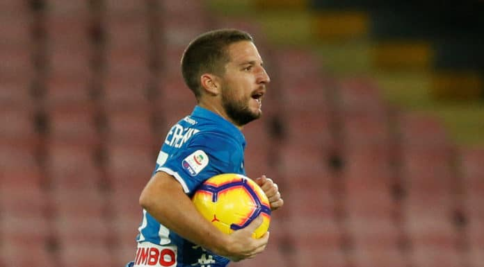 Serie A, Napoli-Roma 1-1: Mertens al 90' agguanti i giallorossi