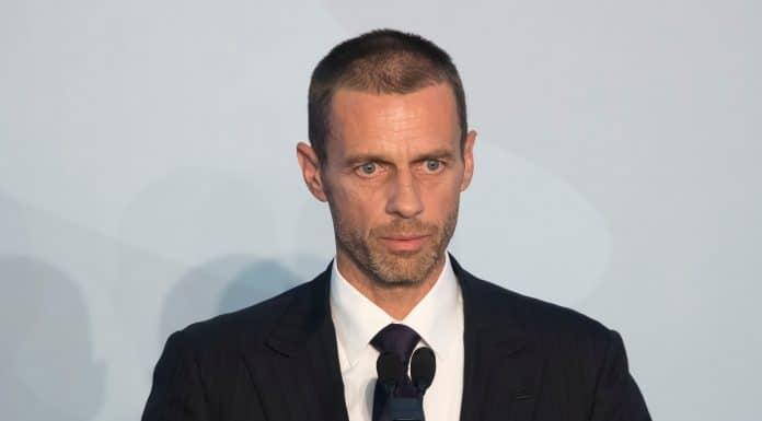 Ceferin, presidente UEFA