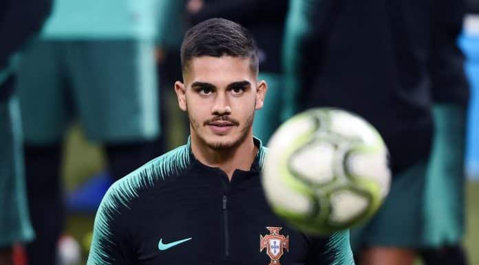 André Silva - Attaccante del Portogallo