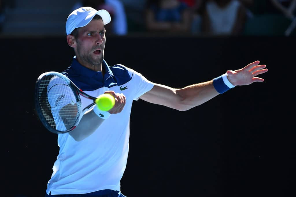 Novak Djokovic - Tennis