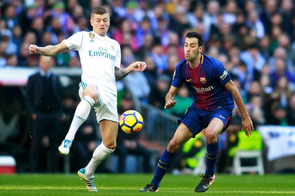 Calendario Coppa Del Re.Probabili Formazioni Real Madrid Barcellona Coppa Del Re