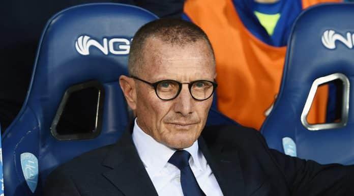 Empoli, Andreazzoli a rischio: contro l'Udinese sarà sfida decisiva