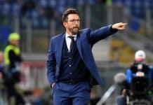 Di Francesco, allenatore Cagliari