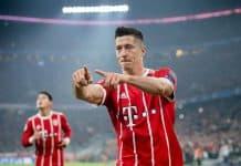 Lewandowski - Bayern Monaco
