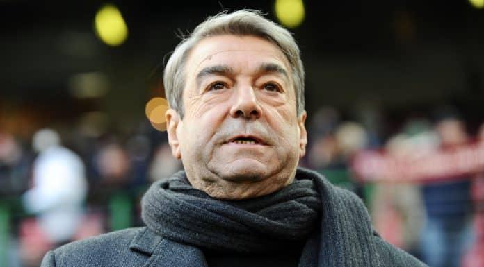 Spinelli - presidente Livorno