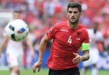 Elseid Hysaj - difensore Albania