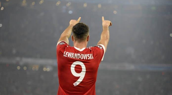 Lewandowski, attaccante Bayern Monaco