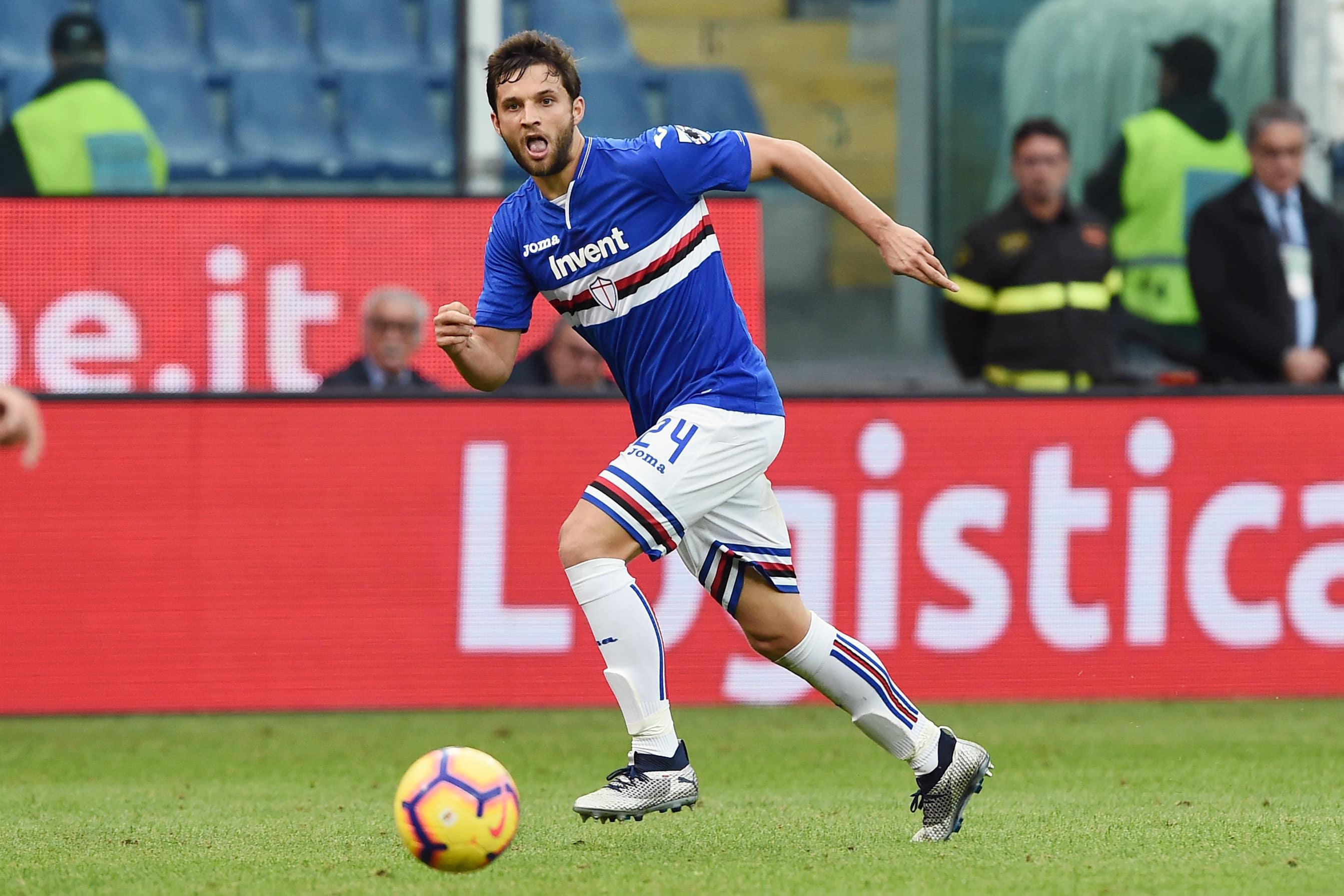 Sampdoria, infortunio Bereszynski e tempi di recupero | 10 ...