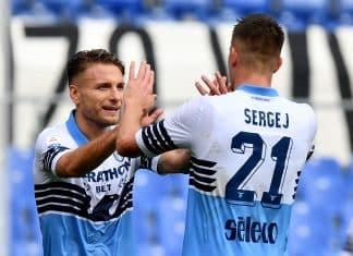 Serie A, Lazio-Spal 4-1: Immobile e compagni ritrovano il sorriso