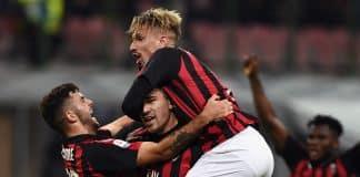 Serie A, Udinese-Milan 0-1: ancora Romagnoli, questa volta al 97'