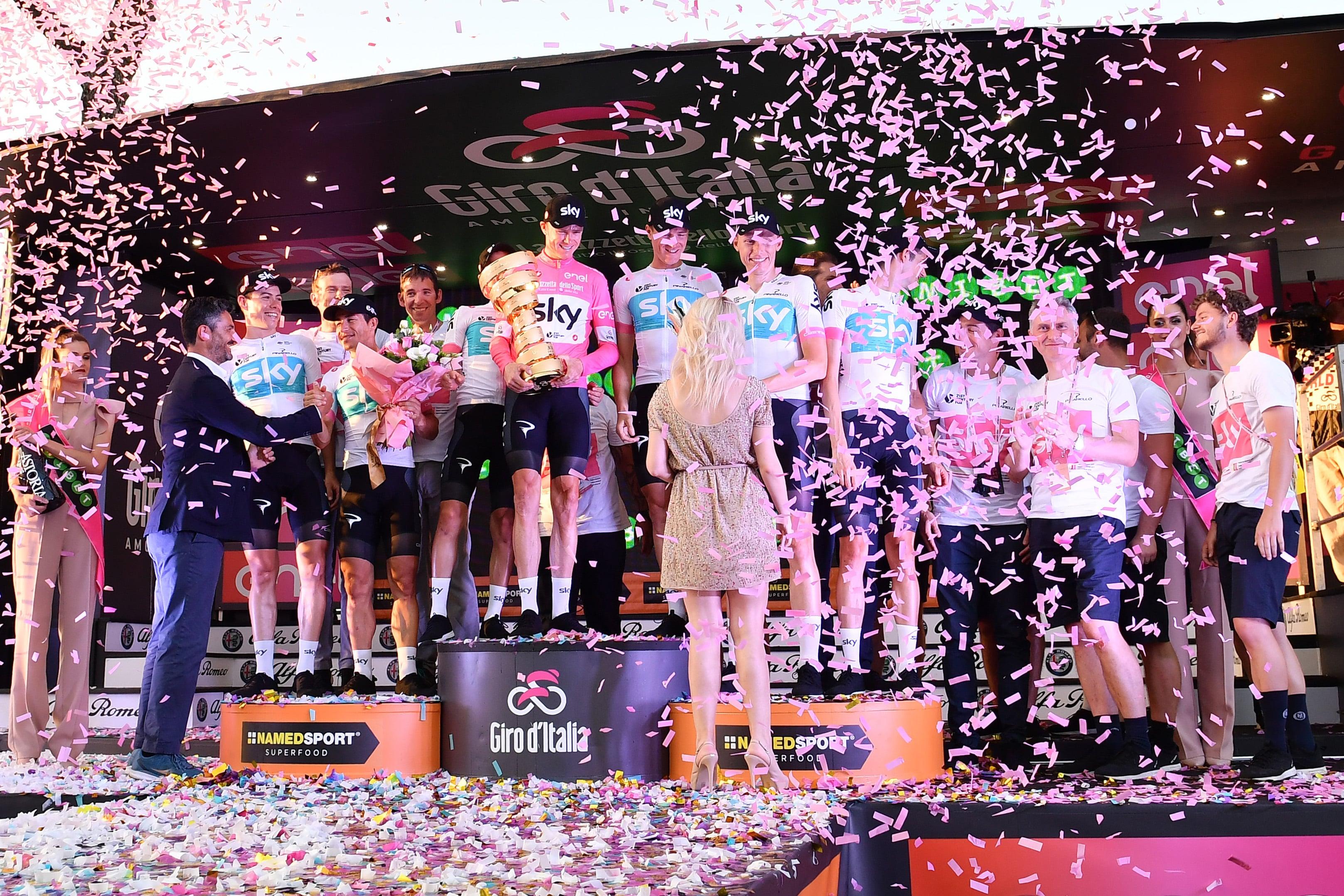 Calendario Giro D Italia.Giro D Italia 2019 Percorso Tappe E Altimetrie Giro 2019