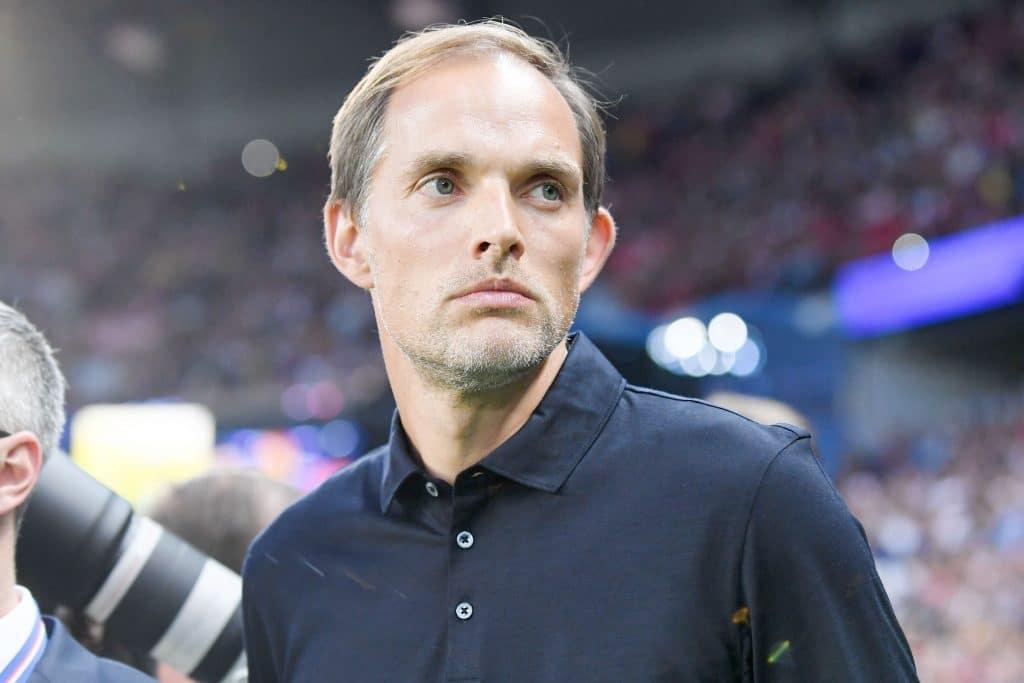 Tuchel, allenatore PSG