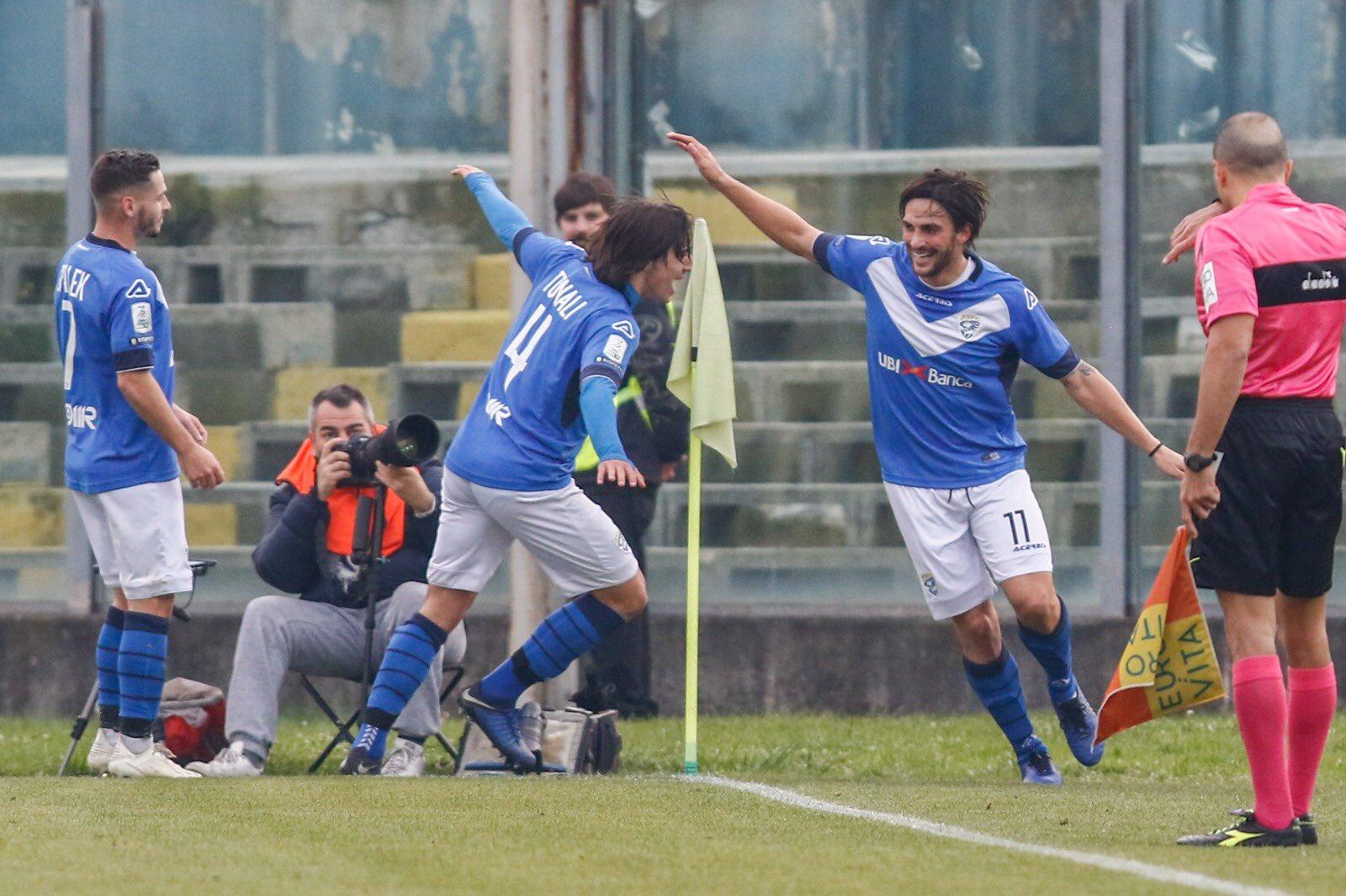 Dove Vedere Oggi Brescia Spezia In Streaming Diretta Dazn Serie B
