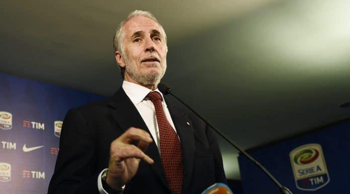Giovanni Malagò - presidente Coni