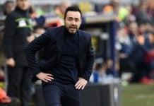 De Zerbi, allenatore Sassuolo