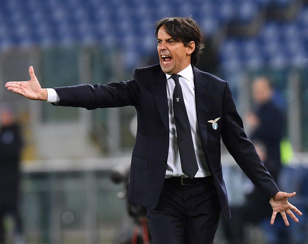 Inzaghi, allenatore Lazio
