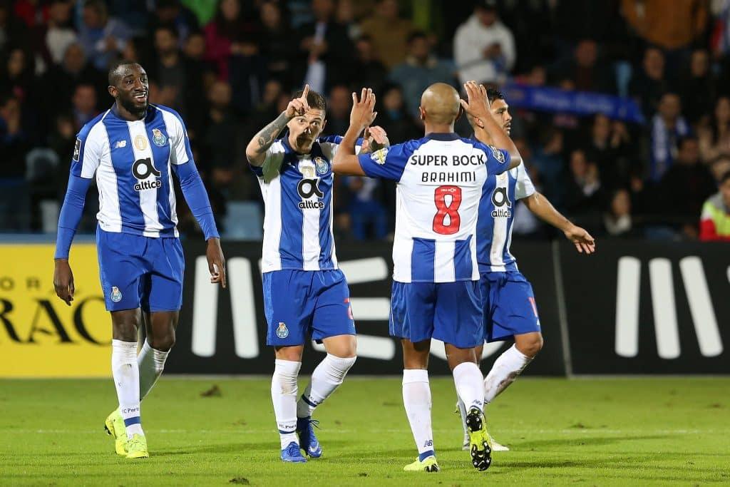 Esultanza Porto