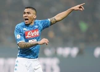 Allan, centrocampista Napoli