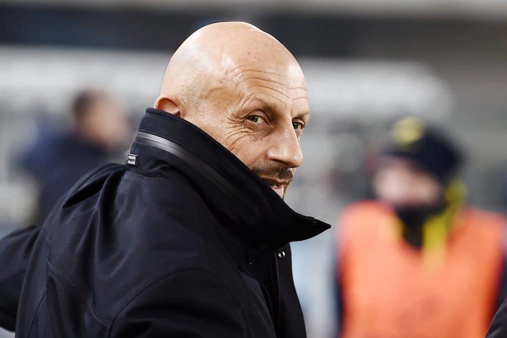 Di Carlo, allenatore Vicenza