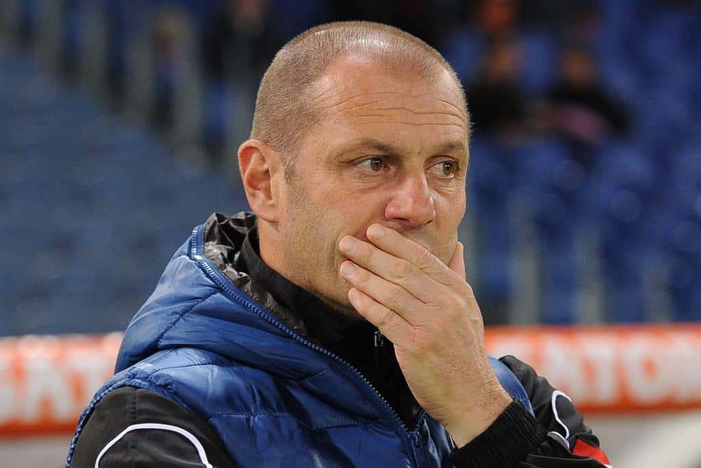 Pierpaolo Bisoli, allenatore Cremonese