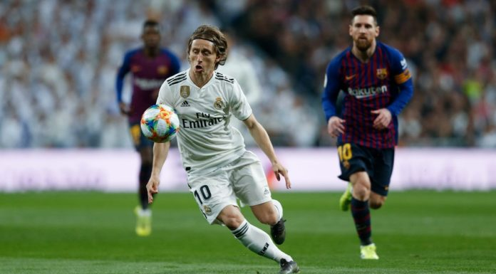 Modric, Real Madrid