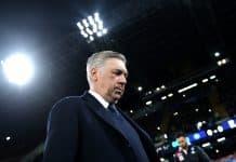Carlo Ancelotti, allenatore Napoli