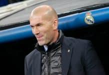 Zidane, allenatore Real Madrid