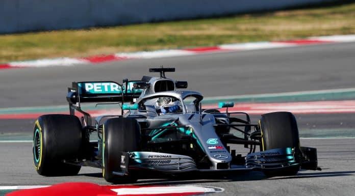 Bottas, Mercedes 2019