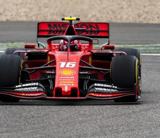 Leclerc, Ferrari 2019