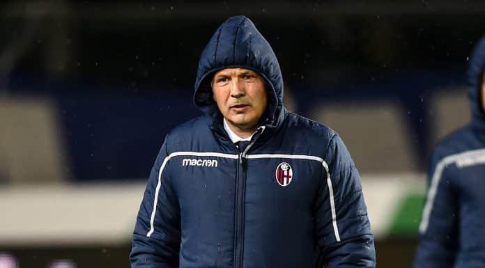 Mihajlovic, allenatore Bologna