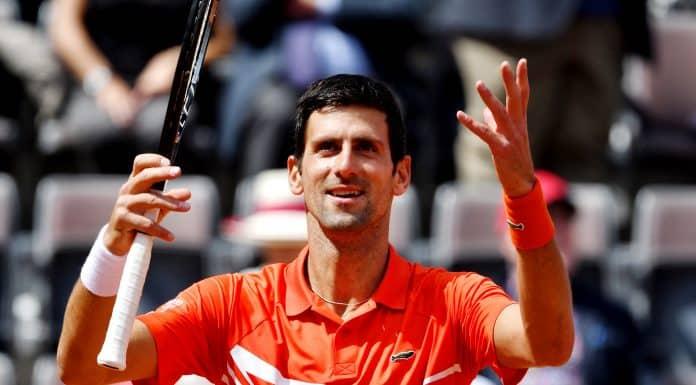 Djokovic, Atp Roma 2019