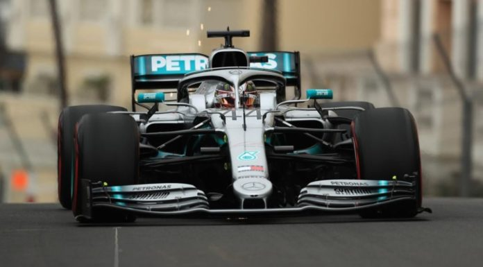 Hamilton, Mercedes 2019