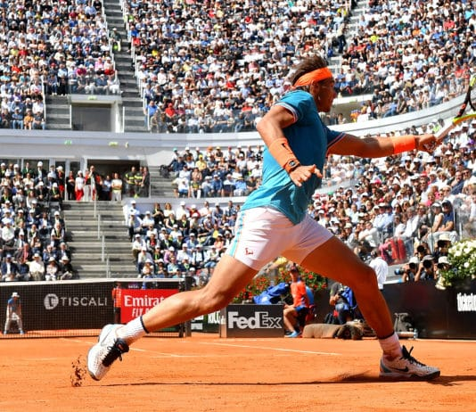 Nadal, Atp Roma 2019
