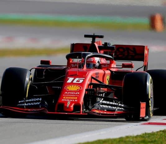 Charles Leclerc, Ferrari 2019