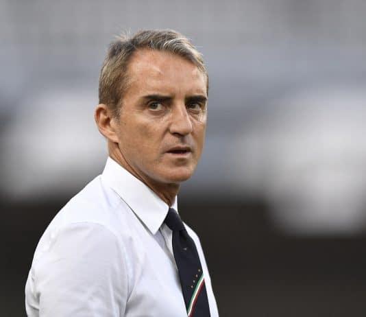 Roberto Mancini, ct Nazionale