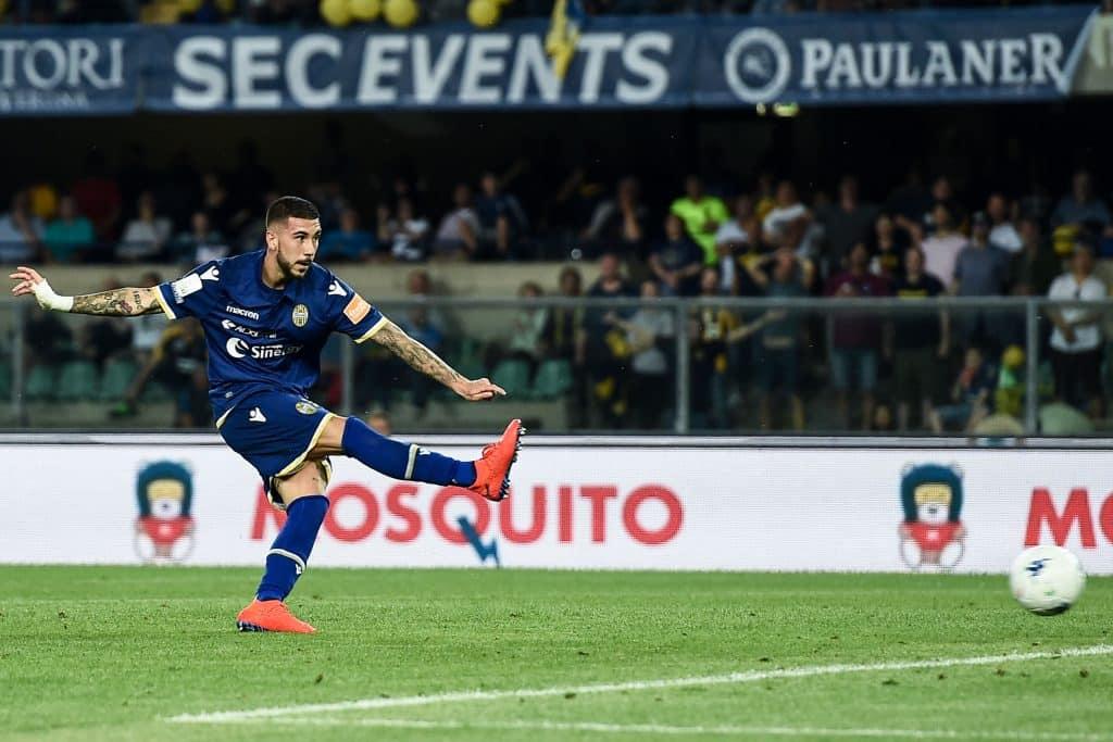 gol Zaccagni, Verona-Cittadella