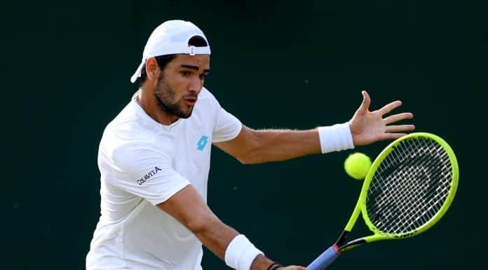 Matteo Berrettini - Wimbledon 2019