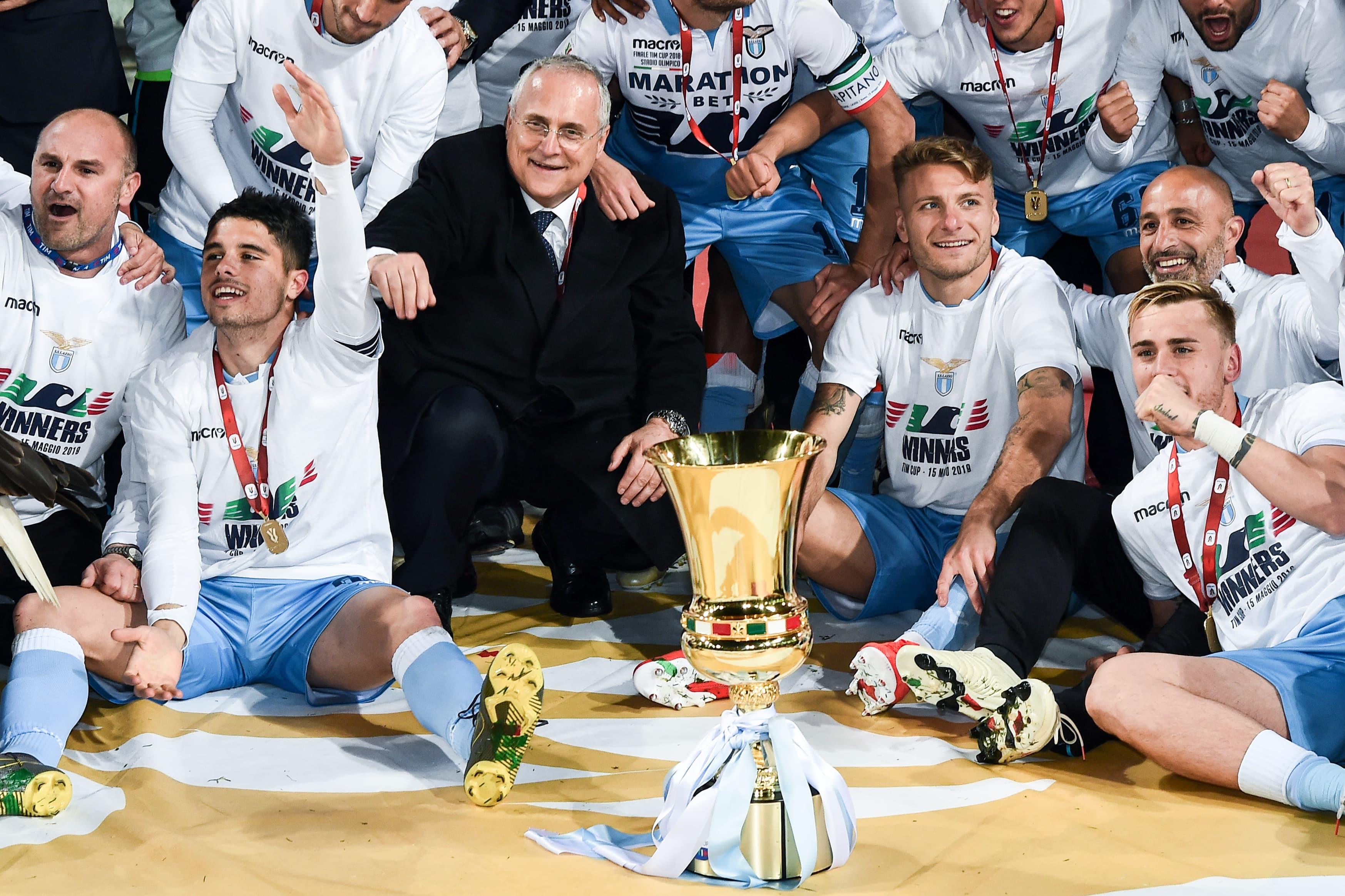 Coppa Italia 2020 Calendario.Calendario Tabellone Coppa Italia 2019 2020 Accoppiamenti E