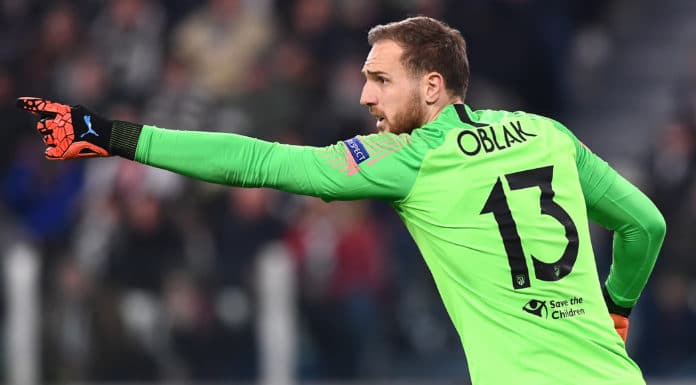Oblak, Atletico Madrid