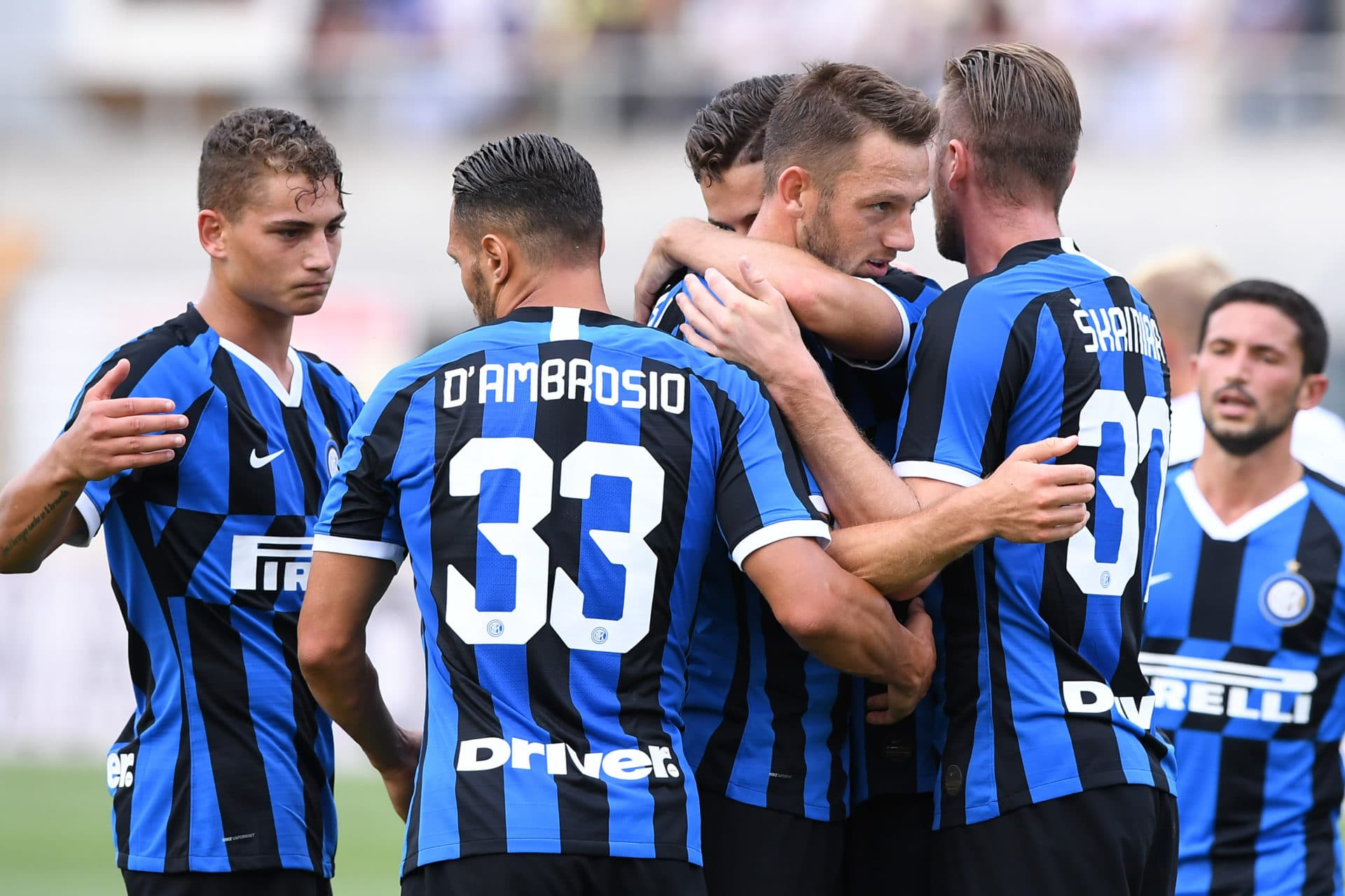 Calendario Inter Champions.Calendario Inter Gironi Champions League 2019 2020 Date E