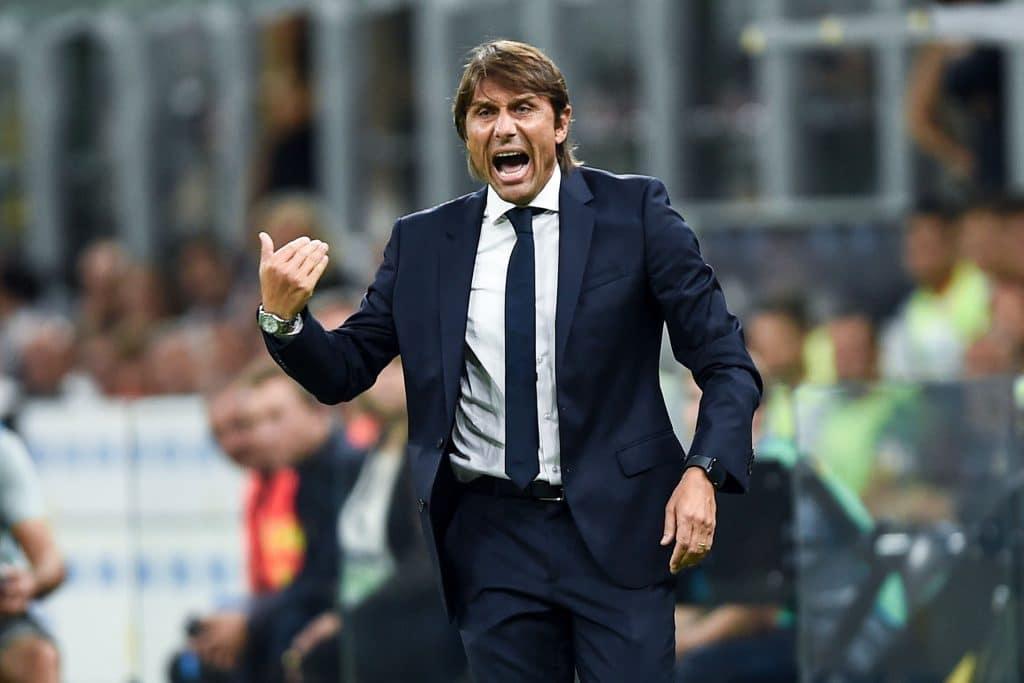 Conte, allenatore Inter