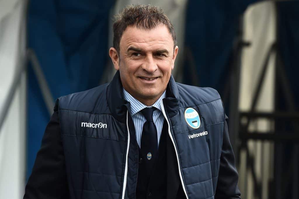 Leonardo Semplici, allenatore Spal