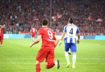 Lewandowski, Bayern Monaco-Hertha