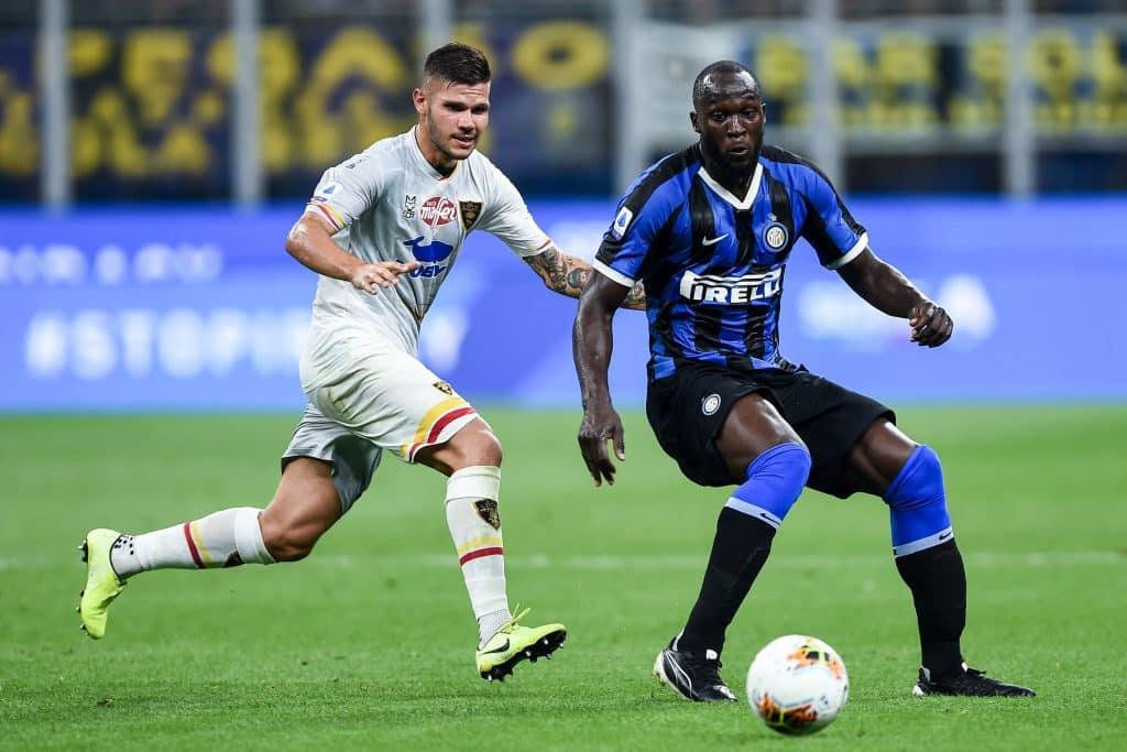 Lukaku, Inter-Lecce