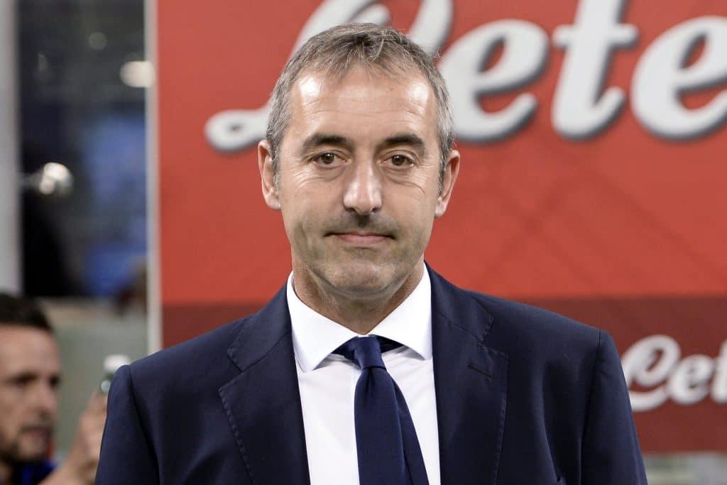 Marco Giampaolo, ex allenatore Milan